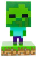 Hračka Lampička Minecraft - Zombie (poškozený obal)