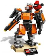 Lego Overwatch - 75987 Omnic Bastion (HRY)
