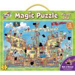 Magické puzzle – pirátska loď 2