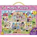 Magické puzzle – rozprávkový palác 2