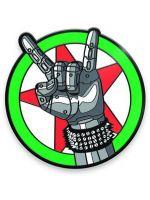 Magnet Cyberpunk - Silverhand Emblem (HRY)