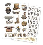Magnety Steampunk (72 kusov) (HRY)