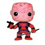 Figúrka (Funko: Pop) Marvel - Deadpool Unmasked (v červenom)