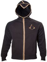 oblečení pro hráče Mikina Assassins Creed: Syndicate - Bronze Logo (velikost XL)