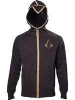 oblečení pro hráče Mikina Assassins Creed: Syndicate - Bronze Logo (velikost XXL)