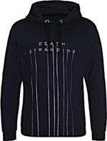 Herné oblečenie Mikina Death Stranding - Logo (veľkosť XL)