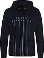 oblečení pro hráče Mikina Death Stranding - Logo (velikost XXL)