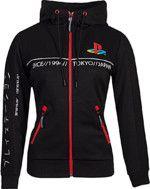 oblečení pro hráče Mikina dámská PlayStation - Cut & Sew (velikost L)