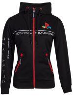 Herné oblečenie Mikina dámska PlayStation - Cut & Sew (veľkosť S)