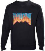 oblečení pro hráče Mikina Doom - 2 Tone Logo (velikost XL)