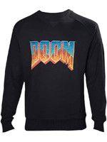oblečení pro hráče Mikina Doom - 2 Tone Logo (velikost XXL)
