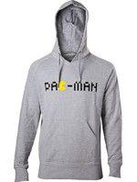 oblečení pro hráče Mikina Pac-Man - Classic Logo (velikost XL)