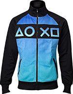 oblečení pro hráče Mikina PlayStation - Symbols (velikost XXL)