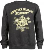 oblečení pro hráče Mikina PUBG - Military Academy (americká vel. L / evropská XL)