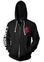 oblečení pro hráče Mikina Cyberpunk 2077 - Biggest Fan (americká vel. XL / evropská XXL)
