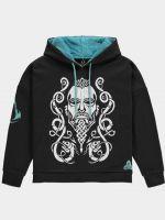 oblečení pro hráče Mikina dámská Assassins Creed: Valhalla - Teddy Hood (velikost M)