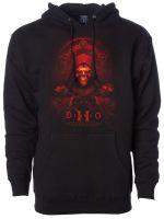 Hračka Mikina Diablo II: Resurrected - Time to Die (americká vel. S / evropská M)