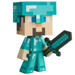 Figúrka Minecraft - Diamond Steve 6