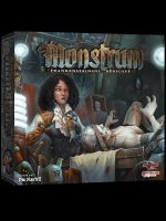 Stolová hra Monstrum: Frankensteinovi dědicové (STHRY)