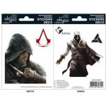 Nálepky Assassins Creed: Ezio & Altair