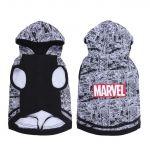 Oblečko pre psa Marvel - Logo (veľkosť XXS) (HRY)