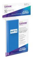 Ochranné obaly na karty Ultimate Guard - Supreme UX Sleeves Standard Matte Blue (50 ks) (HRY)