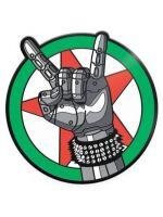 Odznak Cyberpunk - Silverhand Emblem (HRY)