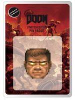 Hračka Odznak Doom - Face (limitovaný)