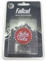 Odznak Fallout - Nuka Cola (limitovaný) (HRY)