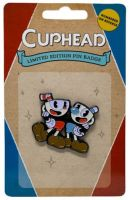 Hračka Odznak Cuphead - Cuphead & Mugman Limited Edition