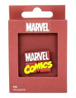 Odznak Marvel - Comics Logo (HRY)