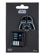 Odznak Star Wars - Darth Vader Broche (HRY)