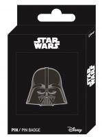 Odznak Star Wars - Darth Vader (HRY)