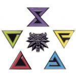 Odznaky Zaklínač 3: Znamenia (HRY)