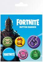 Hračka Odznaky Fortnite - Icons