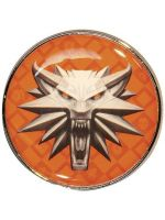 Hračka Odznak Zaklínač - School of the Wolf