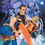 Hračka Oficiální soundtrack Art of Fighting Vol 1 – The Definitive Soundtrack na LP