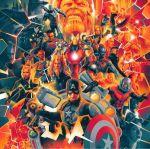 Oficiálny soundtrack Avengers: Endgame na LP (HRY)