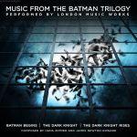 Hračka Oficiální soundtrack Batman - Music from the Batman Trilogy na LP