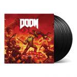 Hračka Oficiální soundtrack DOOM na LP (4x černý vinyl)
