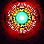 Hračka Oficiální soundtrack Marvel - Music from the Iron Man Trilogy na LP