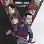 Hračka Oficiální soundtrack Rainbow Six: Siege - 5th Anniversary Collection na LP