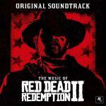 Hračka Oficiální soundtrack Red Dead Redemption 2 na LP (červený vinyl)