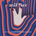 Oficiálny soundtrack Star Trek - Music from Star Trek na LP (HRY)