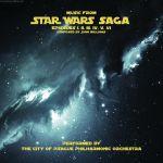 Oficiálny soundtrack Star Wars - Music from Star Wars Saga na LP (HRY)