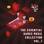 Oficiálny soundtrack The Essential Games Music Collection Volume 1 na LP (HRY)