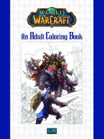 Omaľovánky pro dospelých World of Warcraft (KNIHY)