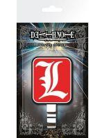 Otvárač Death Note - L Logo (HRY)