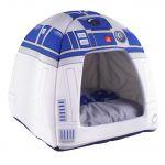 Hračka Pelíšek pro psa Star Wars - R2-D2