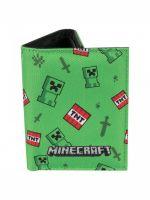 Peňaženka Minecraft - Creeper Sprite